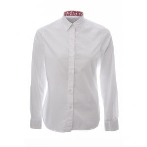 White Womens Shirts-JJsoftwear