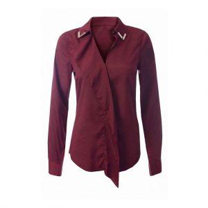 Formal Womens Shirts-JJsoftwear