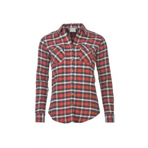 Womens Checked Casual Shirts-jjsoftwear