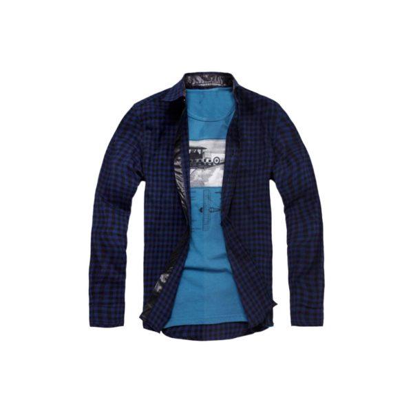 Blue Jean Mens Casual Wear-jjsoftwear