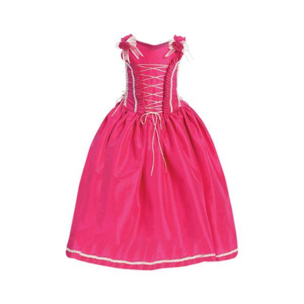 Rose Kids Gowns-JJsoftwear