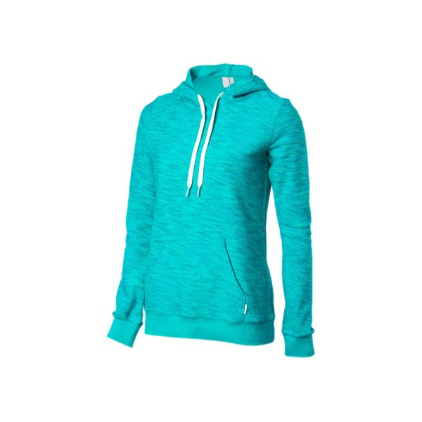 Blue Womens Hoodies - Sweat-JJsoftwear