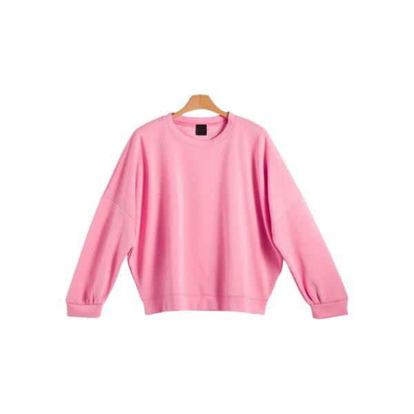 Rose Womens Hoodies - Sweat-JJsoftwear