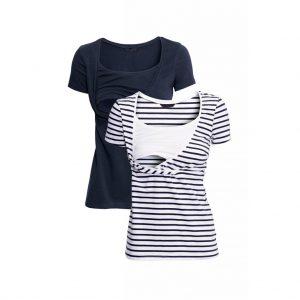Blackv and White Maternity Wear-JJsoftwear