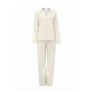 White Womens Pyjama-JJsoftwear