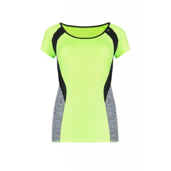 Green Womens Sports Wear-JJsoftwear