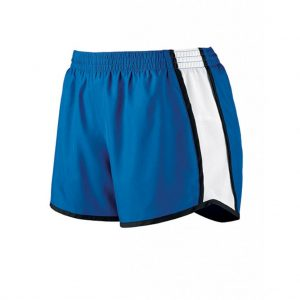 Blue and White Womens Sports Wear-JJsoftwear