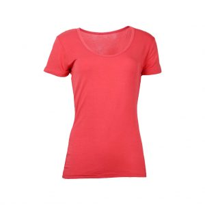 Red Womens Tee Shirts-JJsoftwear
