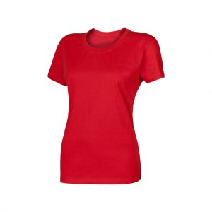 Red Womens Tee Shirts-JJsoftwear