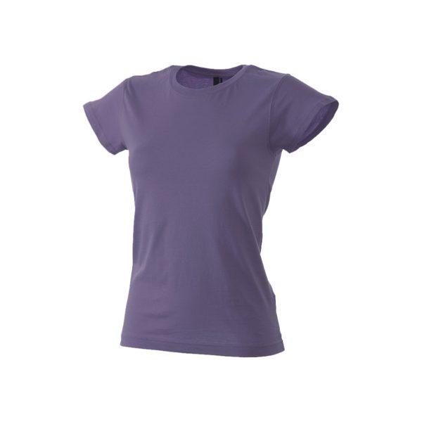 Violet Womens Tee Shirts-JJsoftwear